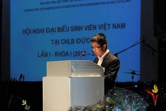 Hội nghị đại biểu sinh viên Việt Nam tại Đức