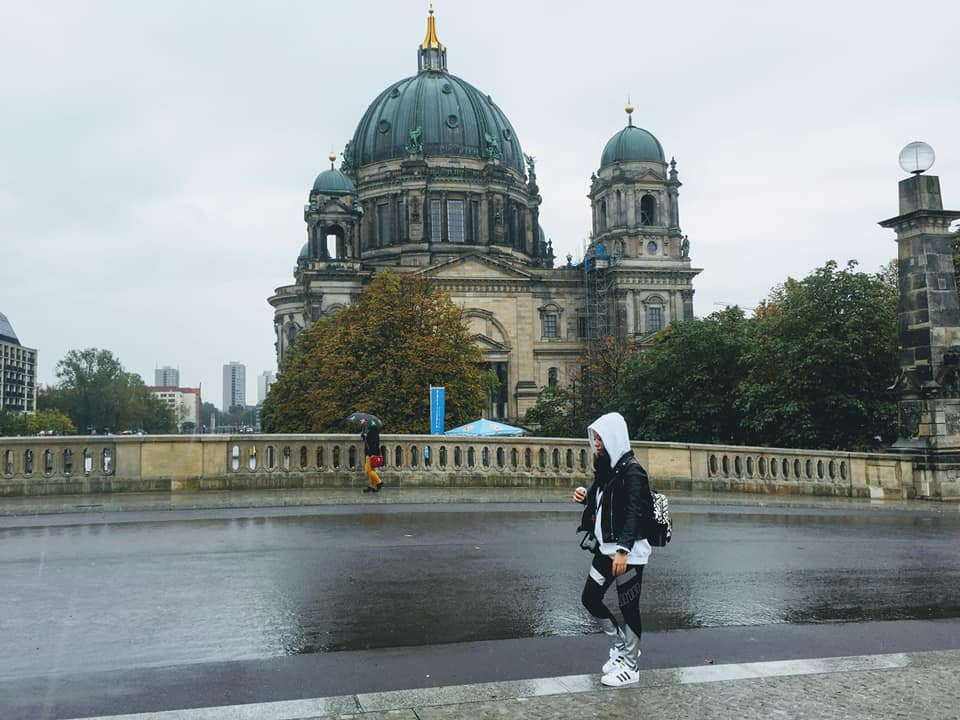 Du học Đức các bạn du học sinh có thể thoải mái đi du lịch các vùng miền hoặc các nước EU