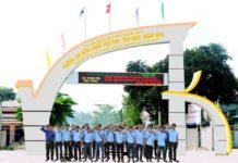 Trường Cao đẳng nghề Việt Nam-Hàn Quốc Quảng Ngãi