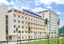 Trường Cao đẳng nghề Công nghiệp Thanh Hóa