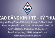 Trường Cao đẳng Kinh tế Kỹ thuật Hà Nội