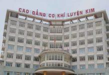 Trường Cao đẳng Cơ khí Luyện kim