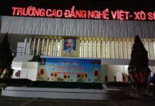 Trường Cao đẳng nghề Việt Xô số 1