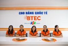 Trường cao đẳng Quốc tế BTEC FPT