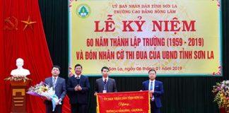 Trường Cao đẳng Nông Lâm Sơn La