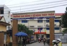 Trường Cao đẳng Y tế Đặng Thùy Trâm