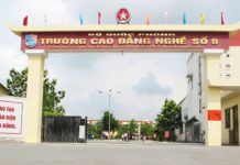 Trường Cao đẳng nghề số 8 – Bộ Quốc phòng