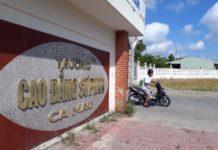 Trường Cao đẳng Sư phạm Cà Mau