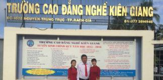 Trường Cao đẳng nghề Kiên Giang